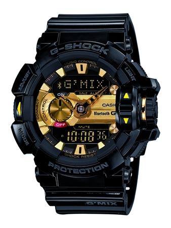 カシオ G-SHOCK G'MIX モバイルリンク GBA-400-1A9JF