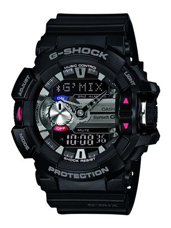 カシオ G-SHOCK G'MIX モバイルリンク GBA-400-1AJF