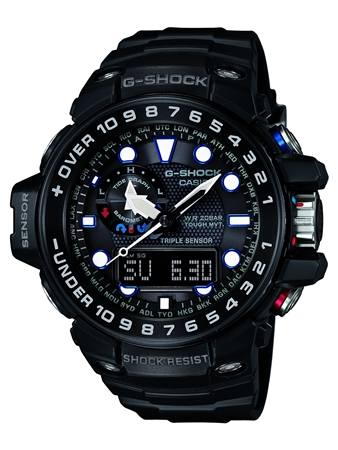 カシオ G-SHOCK ガルフマスター GWN-1000B-1AJF
