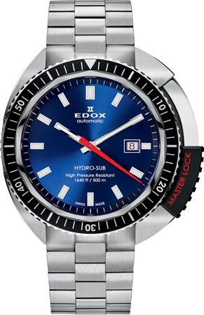 エドックス ハイドロサブ オートマティック 80301-3NM-BUIN