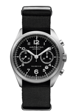 ハミルトン カーキ パイロット パイオニア オートマティック クロノグラフ H76456435