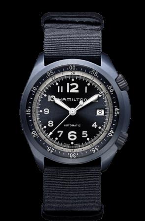 ハミルトン カーキ パイロット パイオニア アルミニウム オートマティック H80495845