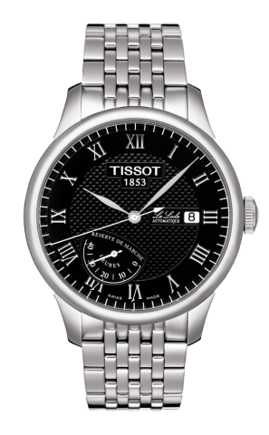 ティソ T-クラシック ル・ロックル オートマティック パワーリザーブ T006.424.11.053.00
