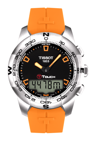 ティソ タッチコレクション T-タッチⅡ T047.420.17.051.01