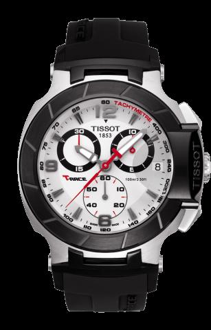 ティソ T-スポーツ T-レース クロノグラフ T048.417.27.037.00