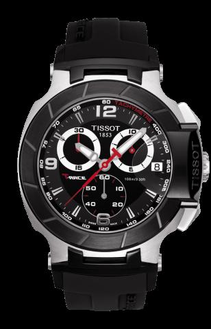 ティソ T-スポーツ T-レース クロノグラフ T048.417.27.057.00