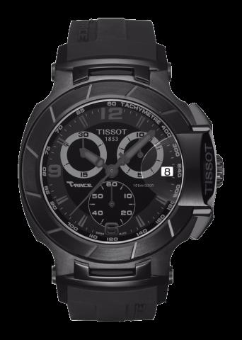 ティソ T-スポーツ T-レース クロノグラフ T048.417.37.057.00