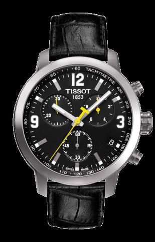 ティソ T-スポーツ PRC200 クオーツ クロノグラフ T055.417.16.057.00