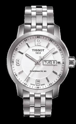 ティソ T-スポーツ PRC200 デイデイト オートマティック T055.430.11.017.00