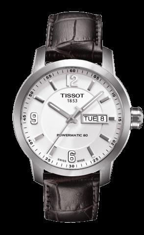 ティソ T-スポーツ PRC200 デイデイト オートマティック T055.430.16.017.00