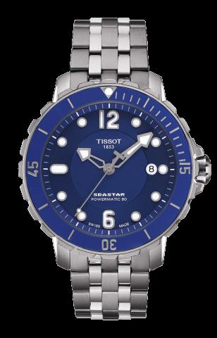 ティソ T-スポーツ シースター1000 オートマティック T066.407.11.047.02