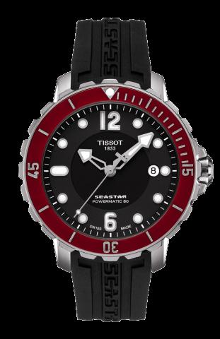 ティソ T-スポーツ シースター1000 オートマティック T066.407.17.057.03