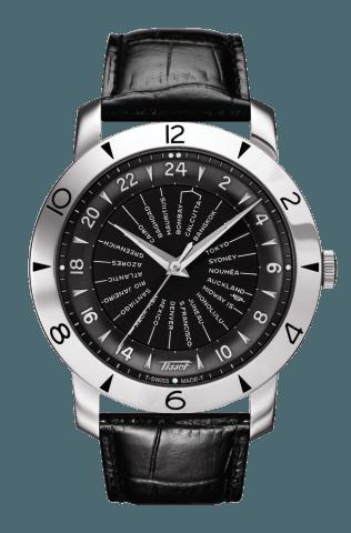 ティソ ヘリテージ 160thアニバーサリー オートマティック GMT COSC T078.641.16.057.00