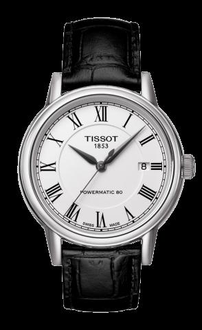 ティソ T-クラシック カルソン オートマティック T085.407.16.013.00
