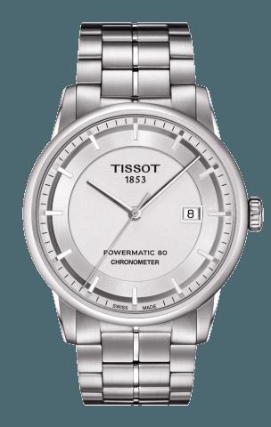 ティソ ラグジュアリー オートマティック COSC T086.408.11.031.00