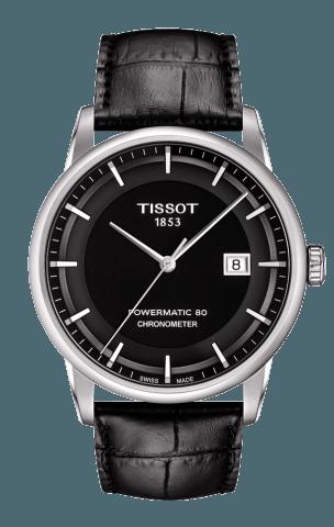 ティソ ラグジュアリー オートマティック COSC T086.408.16.051.00