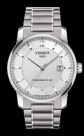 ティソ T-クラシック チタニウム オートマティック T087.407.44.037.00