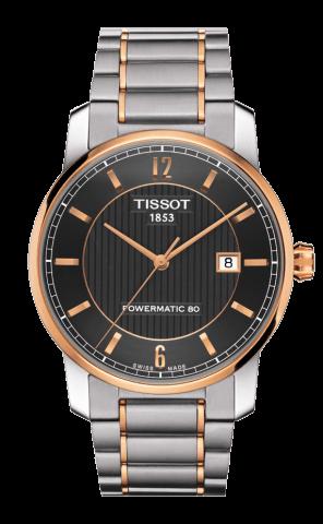 ティソ T-クラシック チタニウム オートマティック T087.407.55.067.00