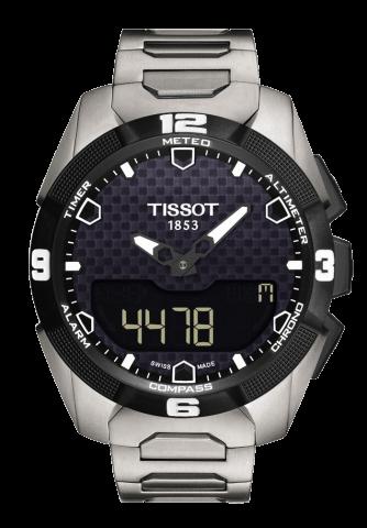 ティソ タッチコレクション T-タッチ エキスパートソーラー チタン T091.420.44.051.00