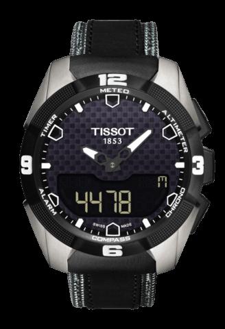 ティソ タッチコレクション T-タッチ エキスパートソーラー チタン T091.420.46.051.01