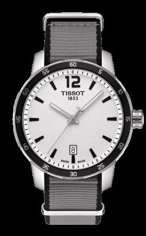 ティソ T-スポーツ クイックスター NATO T095.410.37.037.00