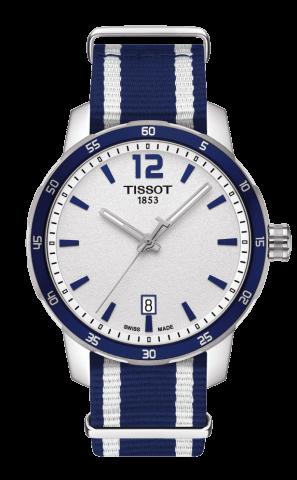 ティソ T-スポーツ クイックスター NATO T095.410.17.037.01