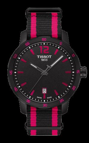ティソ T-スポーツ クイックスター NATO T095.410.37.057.01
