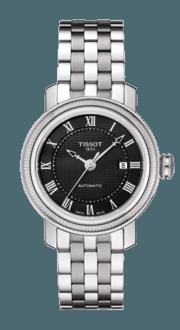 ティソ T-クラシック ブリッジポート オートマティック レディ T097.007.11.053.00