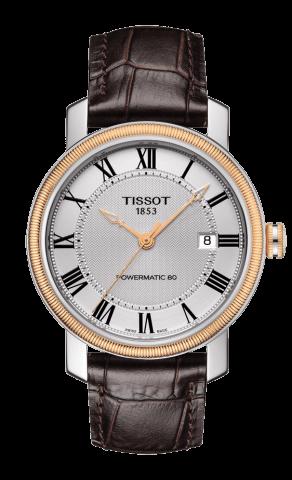 ティソ T-クラシック ブリッジポート オートマティック T097.407.26.033.00