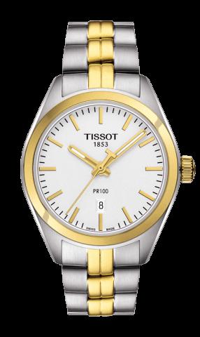 ティソ T-クラシック PR100 レディ T101.210.22.031.00