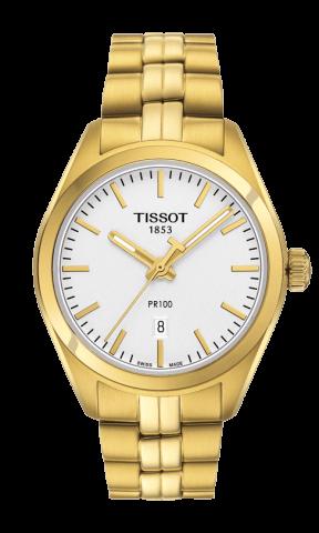 ティソ T-クラシック PR100 レディ T101.210.33.031.00