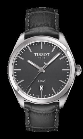 ティソ T-クラシック PR100 ジェント T101.410.16.441.00
