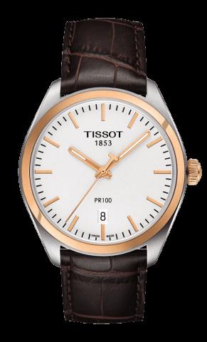 ティソ T-クラシック PR100 ジェント T101.410.26.031.00