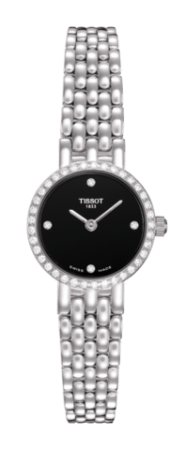 ティソ T-ゴールド カリエンテ ダイヤモンド クオーツ T74.5.112.56