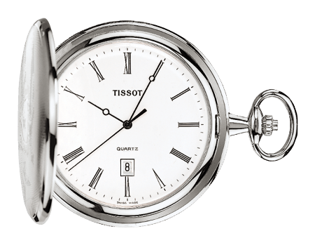 ティソ T-ポケット サボネット クオーツ T83.6.508.13