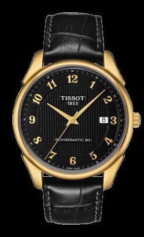 ティソ T-ゴールド ヴィンテージ パワーマチック80 T920.407.16.052.00