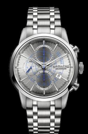 ハミルトン レイルロード オートマティック クロノグラフ H40656181