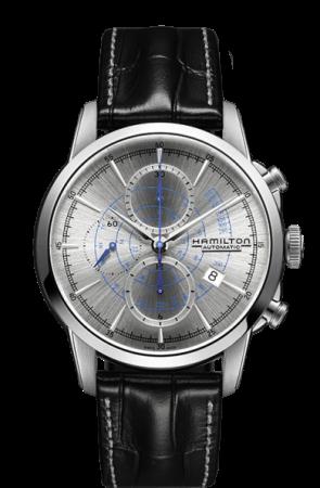 ハミルトン レイルロード オートマティック クロノグラフ H40656781