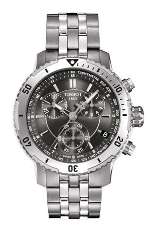 ティソ T-スポーツ PRS200 クロノグラフ T067.417.11.051.00