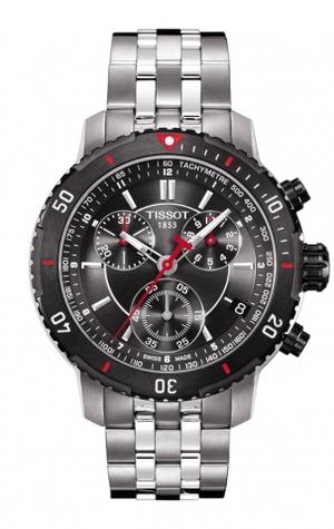 ティソ T-スポーツ PRS200 クロノグラフ T067.417.21.051.00