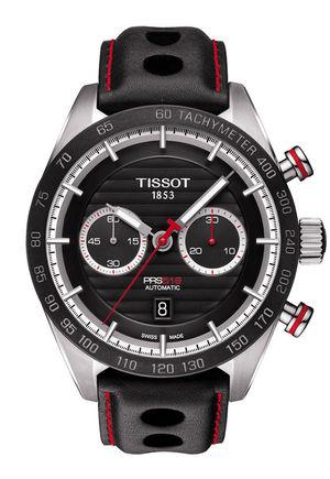 ティソ T-スポーツ PRS 516 オートマティック クロノグラフ T100.427.16.051.00