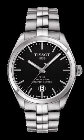 ティソ T-クラシック PR100 ジェント COSC T101.451.11.051.00