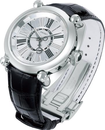 ガランテ オートマティック GMT SBLM001