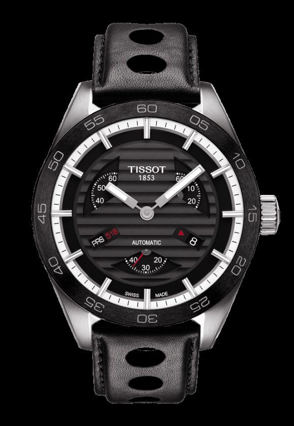 ティソ PRS516 オートマティック スモールセコンド T100.428.16.051.00
