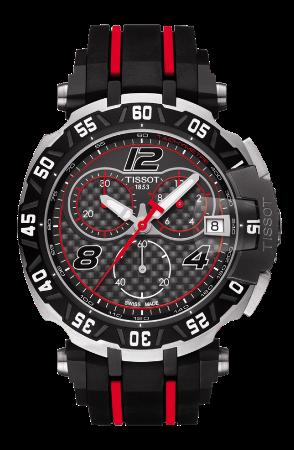 ティソ T-レース クロノグラフ モトGP リミテッド 2016 T092.417.27.207.00