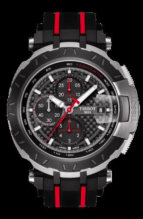 ティソ T-レース オートマティッククロノグラフ モトGP リミテッド 2016 T092.427.27.201.00