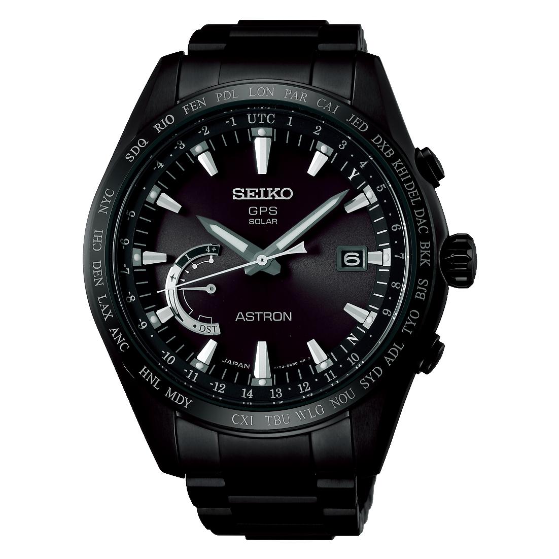 セイコー アストロン 8X ワールドタイム SBXB089