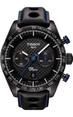 ティソ PRS516 オートマティック クロノグラフ T100.427.36.201.00