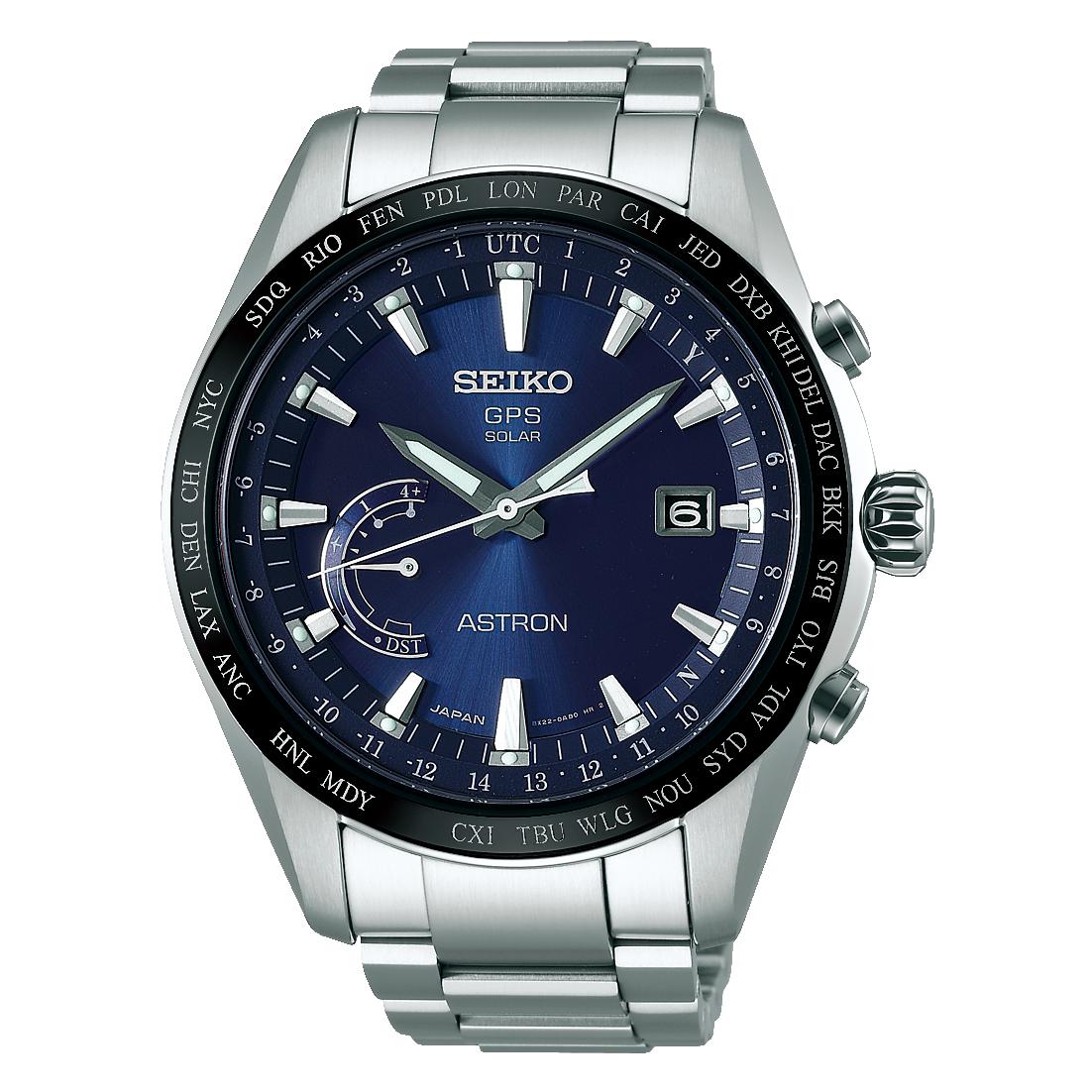 セイコー アストロン 8X ワールドタイム SBXB109