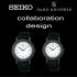 SEIKO x nano.universe  コラボレーションリミテッド SCXP041 SCXP051